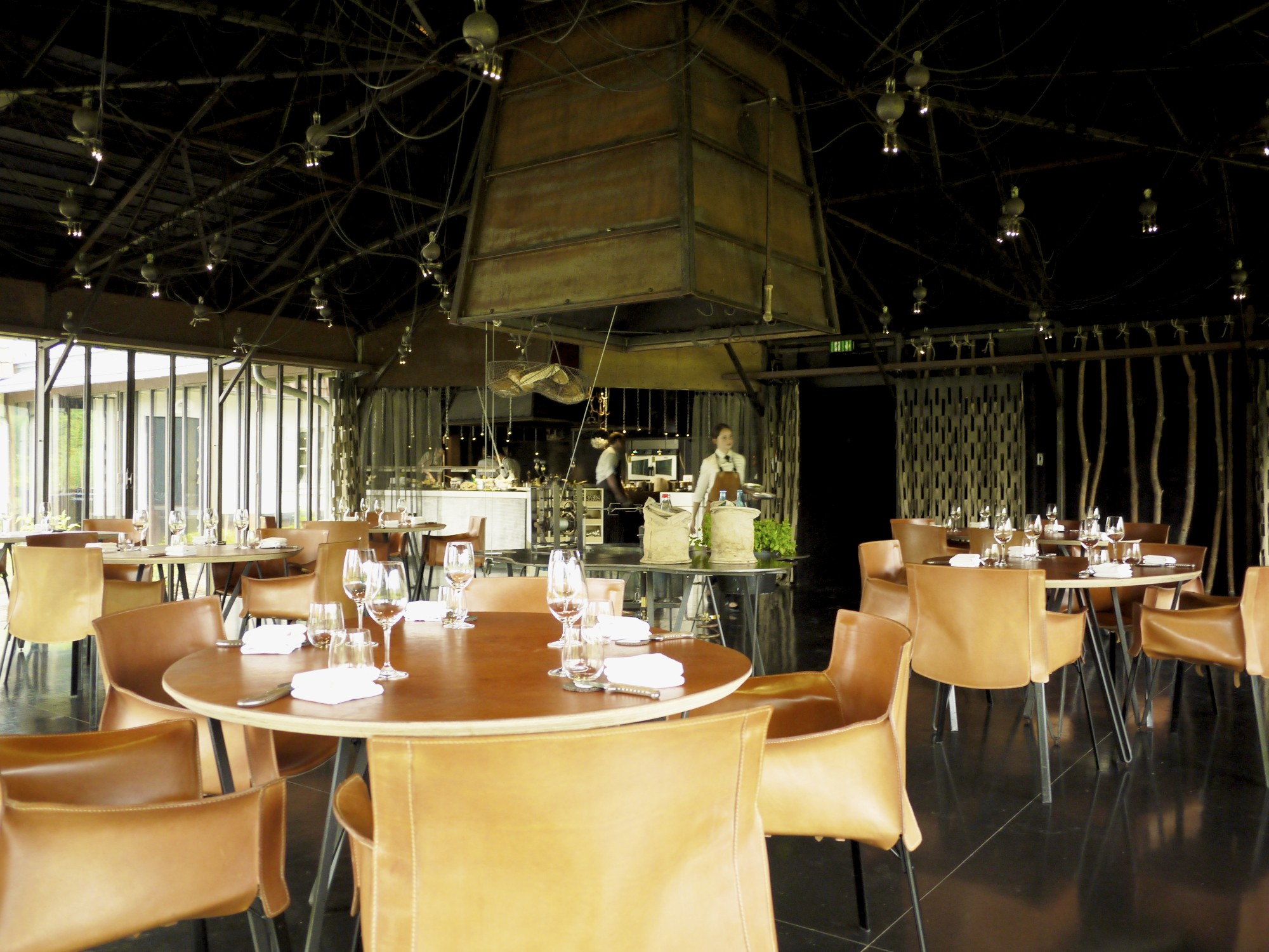 Grenouillere dining without borders for Auberge maison gauthier